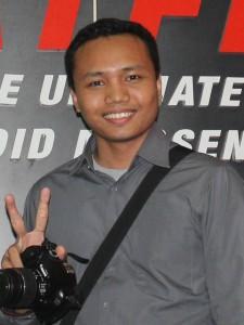Arief Maulana | Staf ICT Admin Website, Network, M&R Lab Komputer