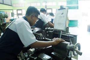 Teknik Pemesinan SMKN 1 Kediri