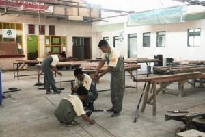 Bisnis Konstruksi dan Property SMKN 1 Kediri