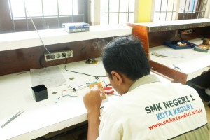 Teknik Audio Video SMKN 1 Kediri