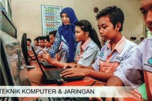 Teknik Komputer dan Jaringan SMKN 1 Kediri